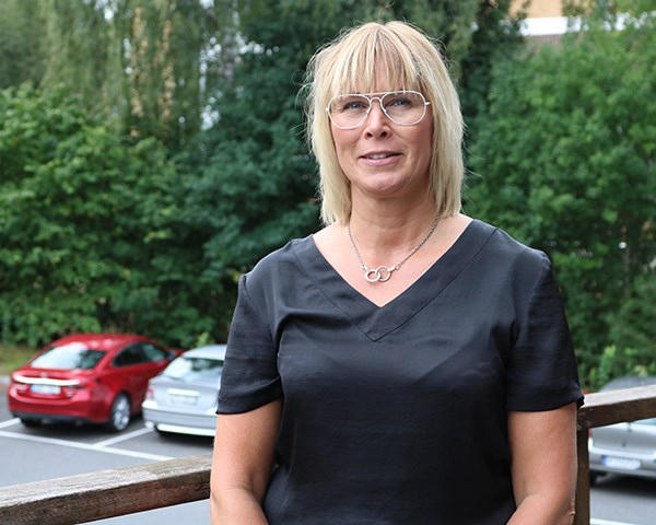 Welcome Karin Guldbrandsen