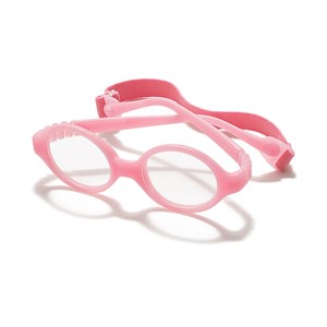 Pink glasses frame for children